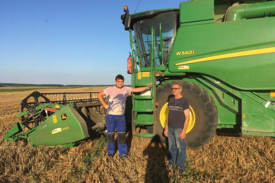 Jak polscy rolnicy osiągali rekordowe wydajności podczas żniw?