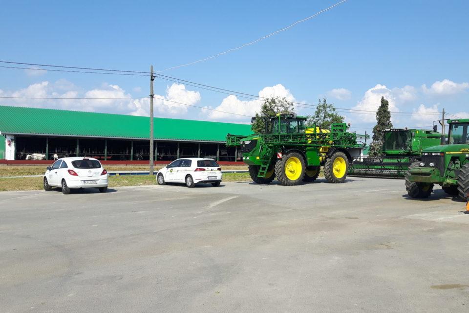 Zaczynali od 7 hektarów, dziś to czołowe gospodarstwo w regionie